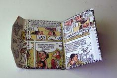 Monedero de Comic