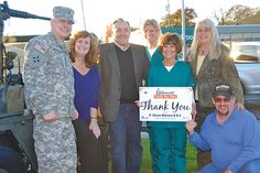 ST. CLAIR SHORES — Troops benefit when kids give back
