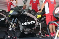 Crutchlow's Ducati, Sepang MotoGP test, 4-6 February 2014