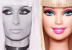 23-Oct-2014 8:04 - 16X BEWIJS DAT PARIS HILTON LANGZAMERHAND TOT BARBIE TRANSFORMEERT. Paris Hilton stond al bekend om haar voorliefde voor de kleur roze, maar inmiddels lijkt ze daadwerkelijk te transformeren tot human barbie. Oordeel zelf... 13 essentiële modelessen van Barbie > En check deze foto's van Human Barbie! > Like Cosmo op Facebook! >
