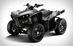The Cectek King Cobra ATV offers a host of impressive features, including a liquid cooled, four-stroke 500EFI Engine, a V-belt automatic CVT transmission with knob shift selector, an Ultra-secure Chassis System, a Four-way Drive Selection System for flipping between 2WD and 4WD modes, and three small storage boxes, all housed inside a fighter jet-like body.