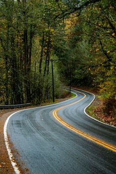 Gordon Creek Road | Oregon (by Luke Detwiler)