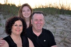 A beautiful family shoot on the beach! Such a great family!