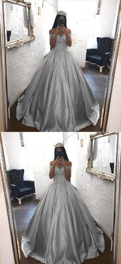 Lace Wedding Dress, Wedding Dress Ball Gown, 2019 Wedding Dress, Wedding Dress Cheap, Wedding Dress #WeddingDressBallGown #WeddingDressCheap #2019WeddingDress #WeddingDress #LaceWeddingDress Wedding Dresses 2019