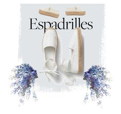 """Espadrilles / #espadrilles #design #made #in #china #hahaha"" by cezarazamfir ❤ liked on Polyvore featuring Superga"