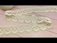 Filet Crochet, Crochet Stitches Free, Crochet Cord, Crochet Borders, Crochet Diagram, Baby Knitting Patterns, Crochet Patterns, African Lace, Button Flowers