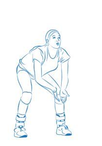35 meilleures images du tableau Joueurs de volleyball en ...