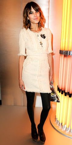 pipalachic: Style Icon: Alexa Chung