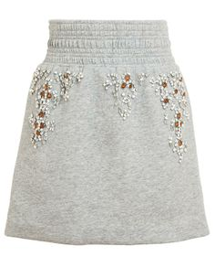Philip Lim embellished boxing #skirt Love the casual feel of this!