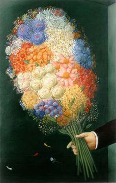 Flores (Fernando Botero)