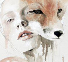 Fox - Jen Mann