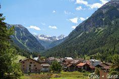 Familienurlaub Bergün / Schweiz