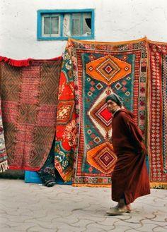 Art & Artisans of Fez & Asilah: Morocco on my mind   A Sunny Yellow Window - Art blog