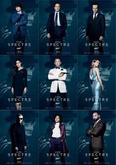Estilo James Bond, James Bond Style, James Bond Movie Posters, James Bond Movies, First James Bond Movie, James Bond Party, James Bond Dresses, Service Secret, Ben Whishaw