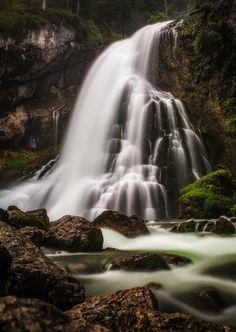 Gollinger Wasserfall | by Sandra Schmid Fotografie