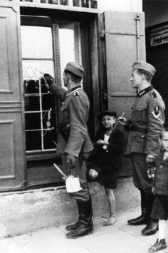 Verfolgt und vertrieben:  Mit dem Einmarsch der deutschen Truppen in Polen...