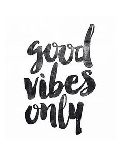 Good Vibes Only Art by Brett Wilson - AllPosters.co.uk