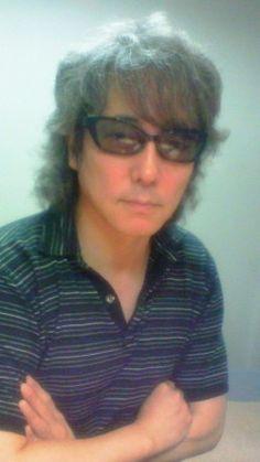2008.07.08 19:35   佐野元春 久しぶりの佐野元春インタビュー。元気そうで、凄くいいモードなのが伝わってくる、楽しい仕事だった。