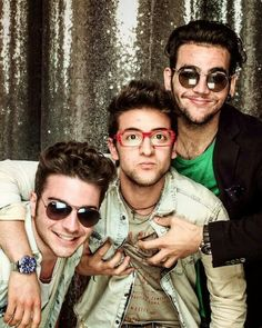 Divertidos como hermanos #IlVolovers #IlVolo #IVMAM