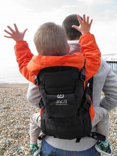CARE MEETS CARRY Babies love to be carried. Parents can access places that are unreachable in a stroller. And now the product is finally complete with smart and adaptable storage for all that you need. Great help for great parenting adventure.