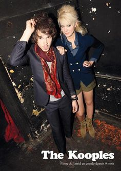 Pierre & Astrid