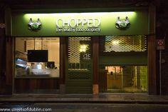 Dublin At Night - Chopped The Healthy Food Company Food Company, Healthy Food, Healthy Recipes, Top Restaurants, Lunches And Dinners, Deli, Tasty, Night, Wordpress
