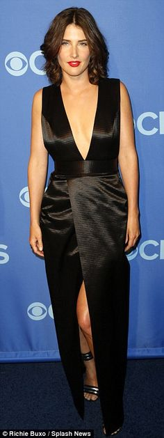 Cobies Smulders + Gown