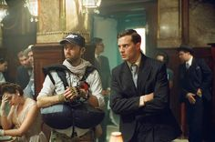 Jamie Dornan Life: New BTS Picture from Anthropoid
