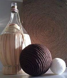 DIY Home Decor Balls (
