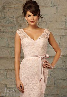 724 Bridesmaids Dresses Lace
