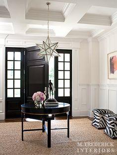 M. Frederick - entrances/foyers