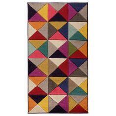 Jazz Kaleidoscope Rug 120x170cm Multicoloured At Argos Co Uk Visit