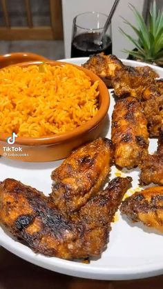 Food Goals, Good Healthy Recipes, Easy Chicken Recipes, Food Cravings, I Love Food, Soul Food, Food Dishes, Mexican Food Recipes, Food Inspiration