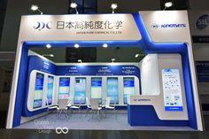 OceanDesign -Exhibiton Design -TPCA SHOW -Stand #Exhibition #Booth #Design #kanematsu #TPCA #Taiwan Printed Circuit Association #PCB #SMT