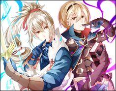 Leon (Fire Emblem), Takumi (Fire Emblem)