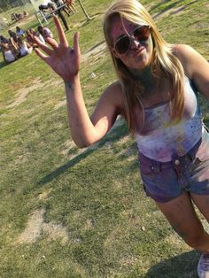 Colour Fest the place to be !