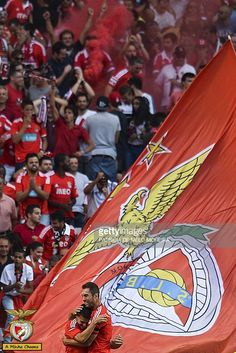 Benfica supporters (home) Sports Clubs, Portugal, Big Love, Football Fans, True Love, World, Boys, Photos, Canoeing