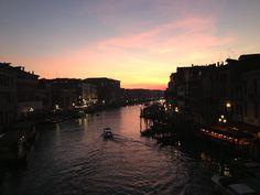 Venezia in evening