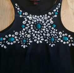 Body corn Dress with large Rhinestones size: L Never worn body corn Dress with large Rhinestone size : Large color :Black very high quality fabric just beautiful Dresses Prom