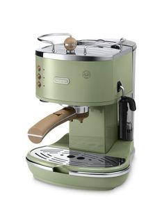 DeLonghi ECOV 310.GR Espresso-Siebträgermaschine