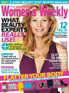 Women's Weekly Magazine [Malaysia] (April 2013)