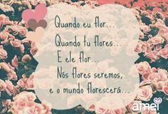 Bom dia  FLORES do DIA @loja_amei  #lojaamei #diadeflor #amor #dialindo