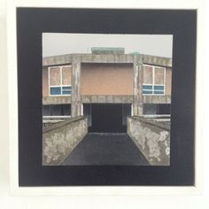Tonight's the night! Betwixt & Between by Mandy Payne opens 7pm @cupolagallery #sheffieldissuper #brutalist