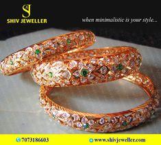 A Jewellery Store Wedding Jewelry, Gold Jewelry, Rajputi Jewellery, Bangle Bracelets, Bangles, Jewelry Stores, Perfect Wedding, Jewelry Collection, Jay