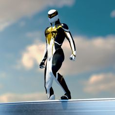 Morphed two suits (Future Foundation & Spider Armor MKII suit) with alternate colors Marvel Comics Art, Marvel Vs, Marvel Memes, Spiderman Suits, Spiderman Spider, Spiderman Marvel, Miles Morales Spiderman, Iron Man Armor, Manga Anime