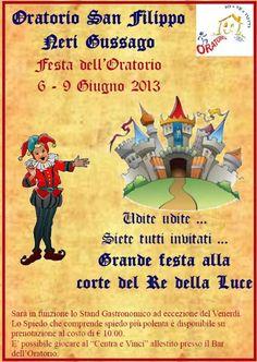 Festa dell Oratorio di Gussago http://www.panesalamina.com/2013/11813-festa-dell-oratorio-di-gussago.html