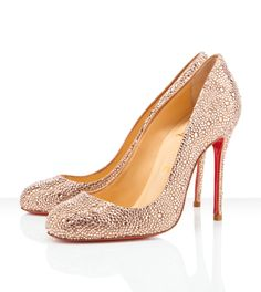 A season is not complete without a pair of christian louboutin!!!! I love a little metallic for this season so enjoy!!!
