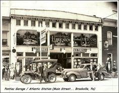 Atlantic Station on Main St