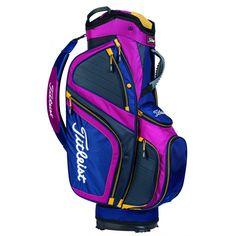 Titleist Lightweight Cart Bag 2015 from Golf & Ski Warehouse