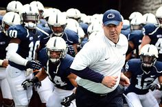 Bill O'Brien and #Penn State love around the sports world after Saturdays win...Coach of the Year?